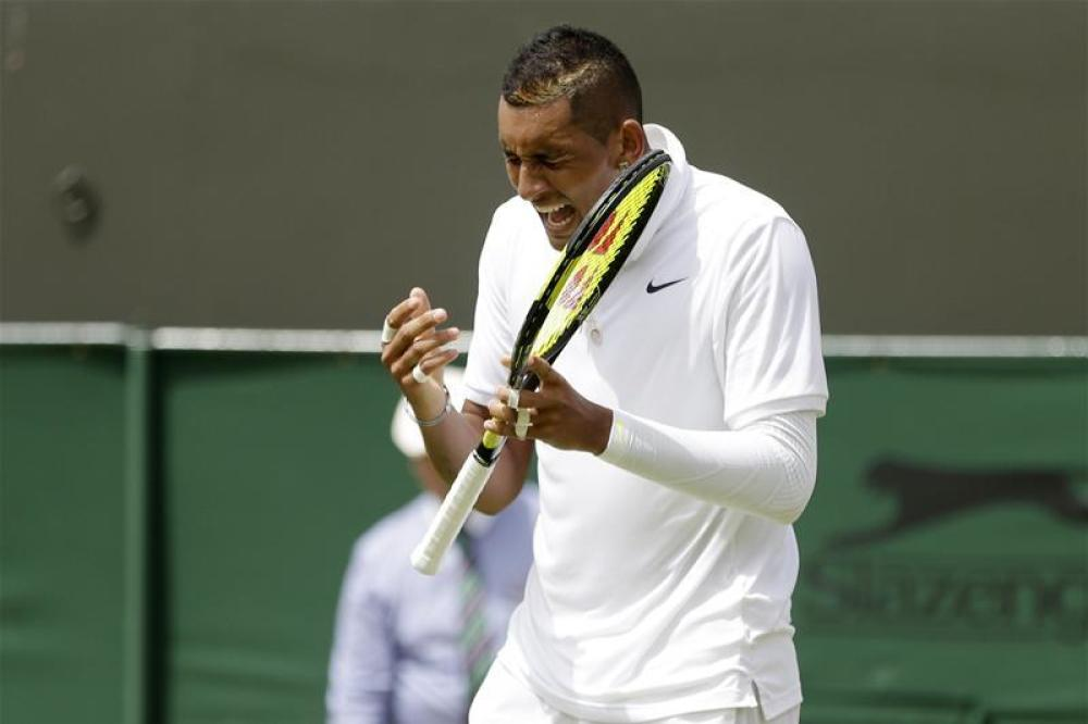 Cash issues Kyrgios warning