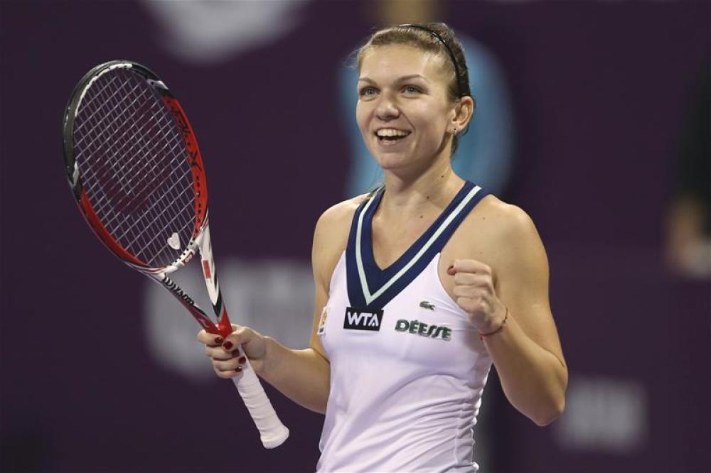 Halep ready for Kerber challenge