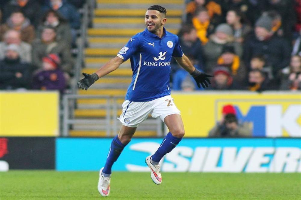 Roma not planning any more Mahrez bids