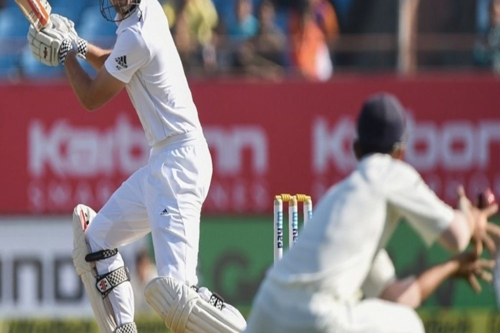 India hold on for nervy draw