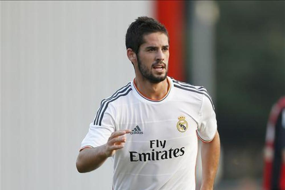 Spurs plotting Isco move