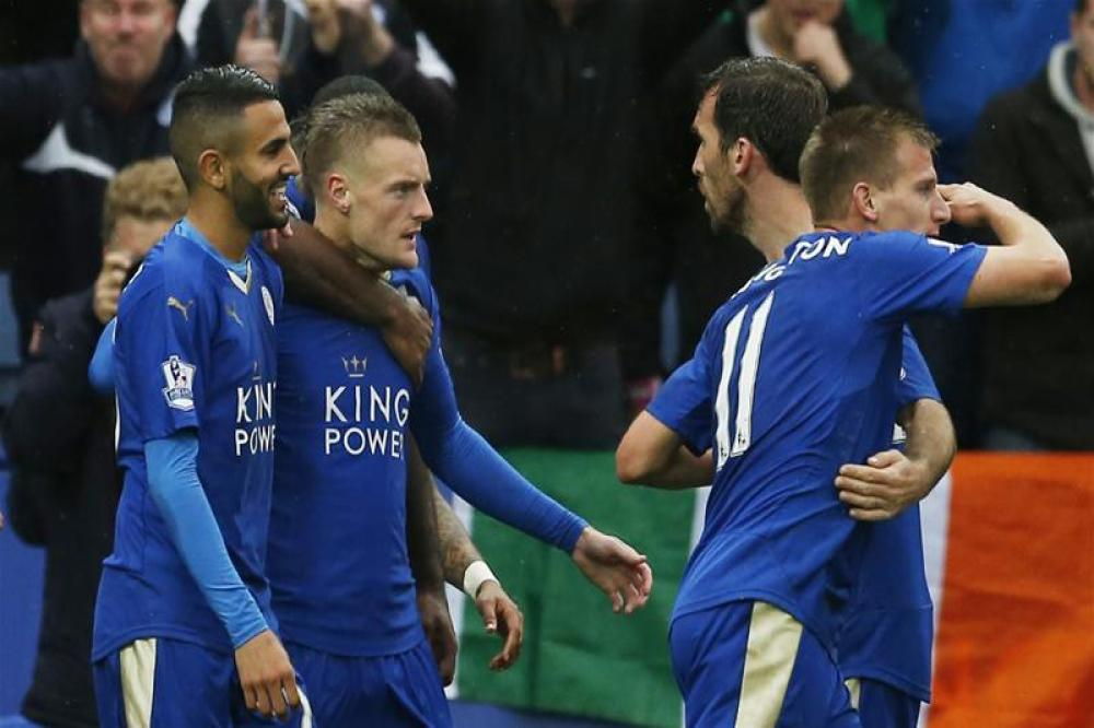 Leicester City 1-0 Crystal Palace