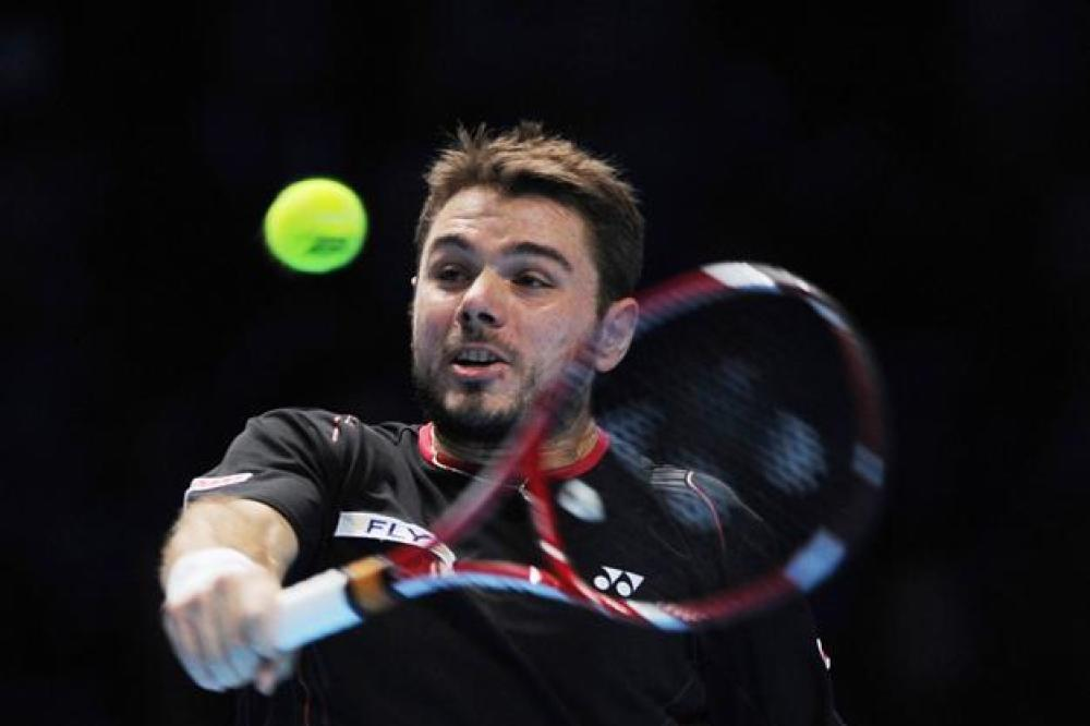 Wawrinka plays down world number one chances