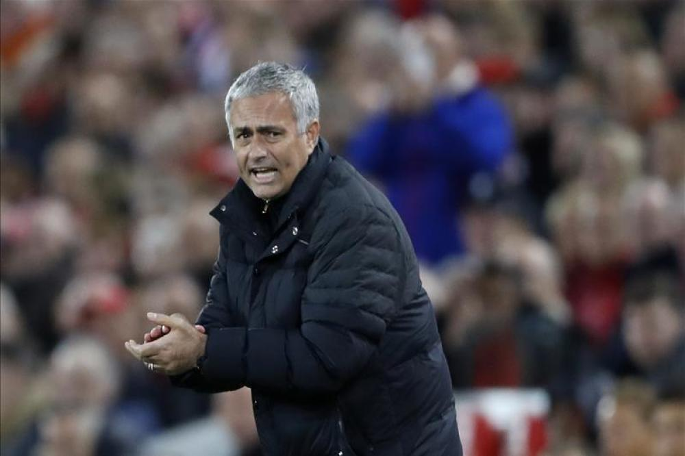 Mourinho highlights United's impotency