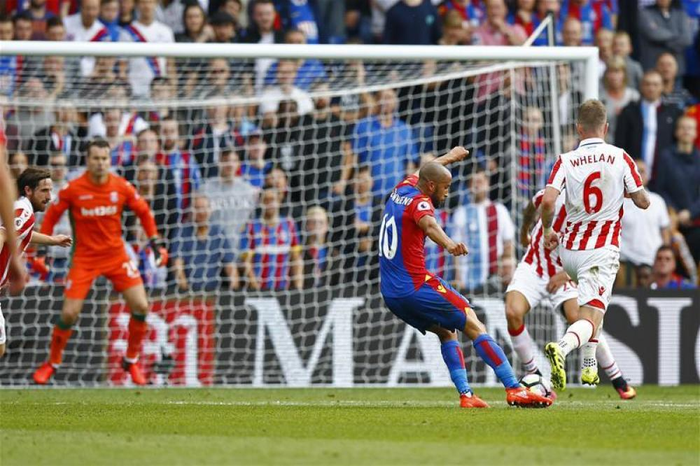 Palace move was right decision - Townsend