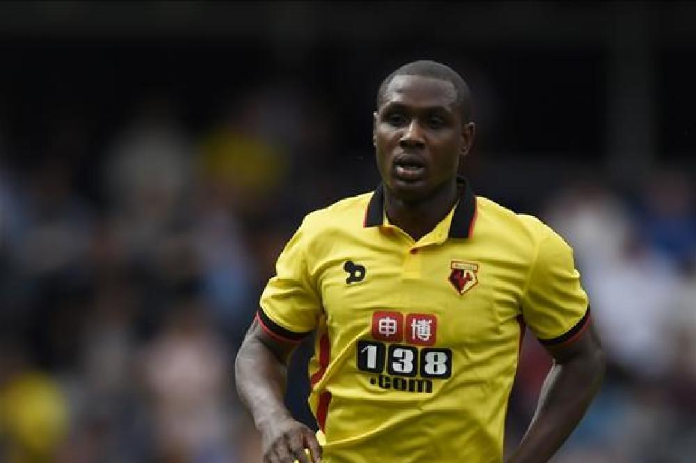 Mazzarri keeping faith in Ighalo