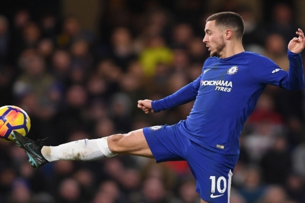 Hazard: Chelsea must finish in the top four