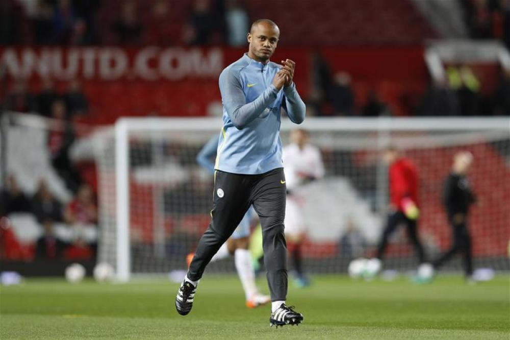 Kompany probably out of Liverpool clash