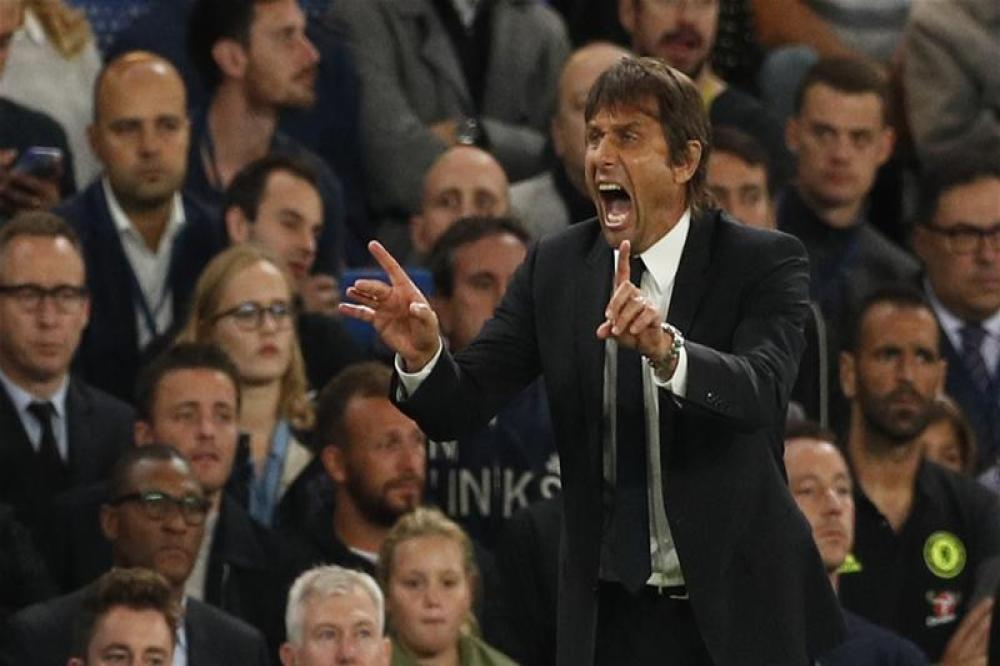 Conte calls for Chelsea graft
