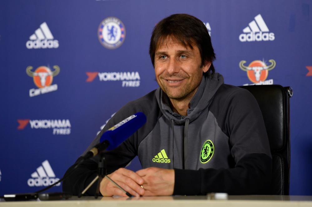 Conte does not fear sack