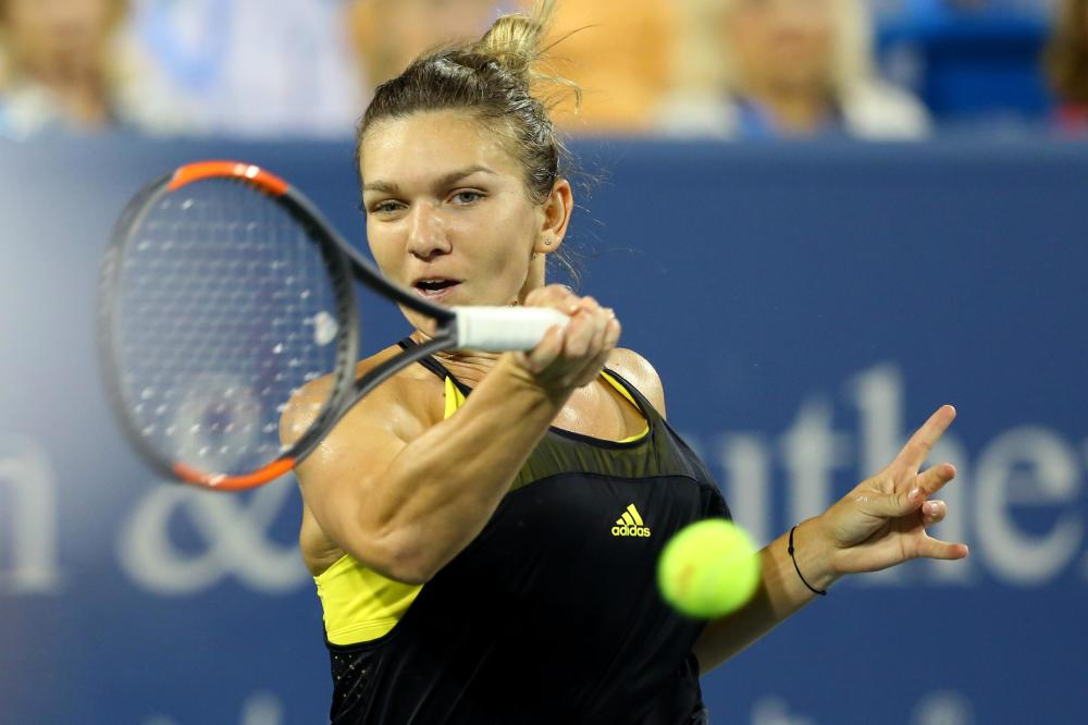 Halep revels in Davis victory