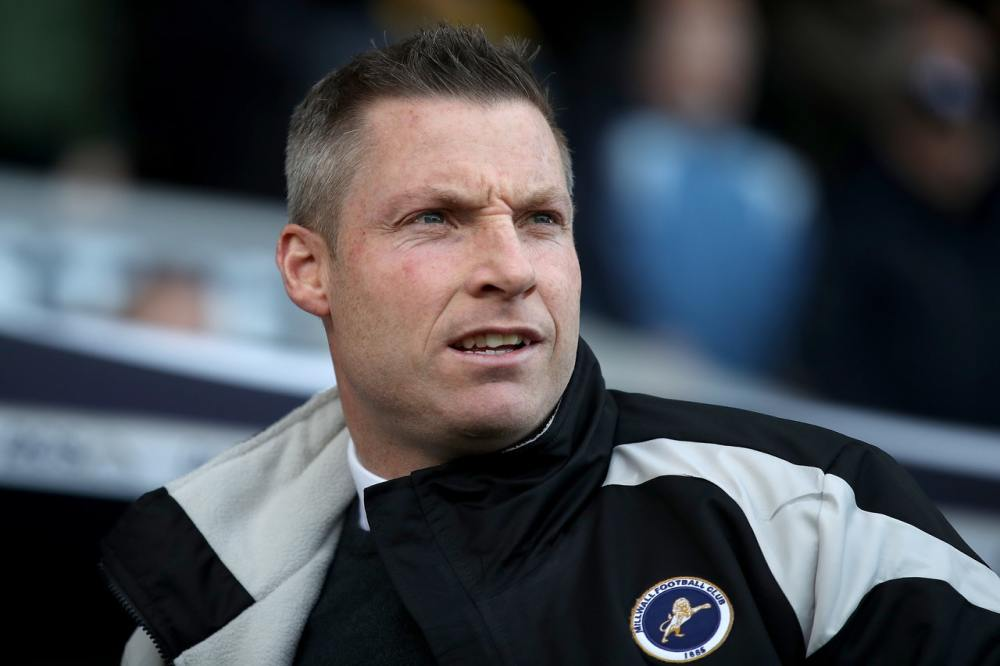 Neil Harris relieved after Elland Road twists and turns lead to Millwall victory