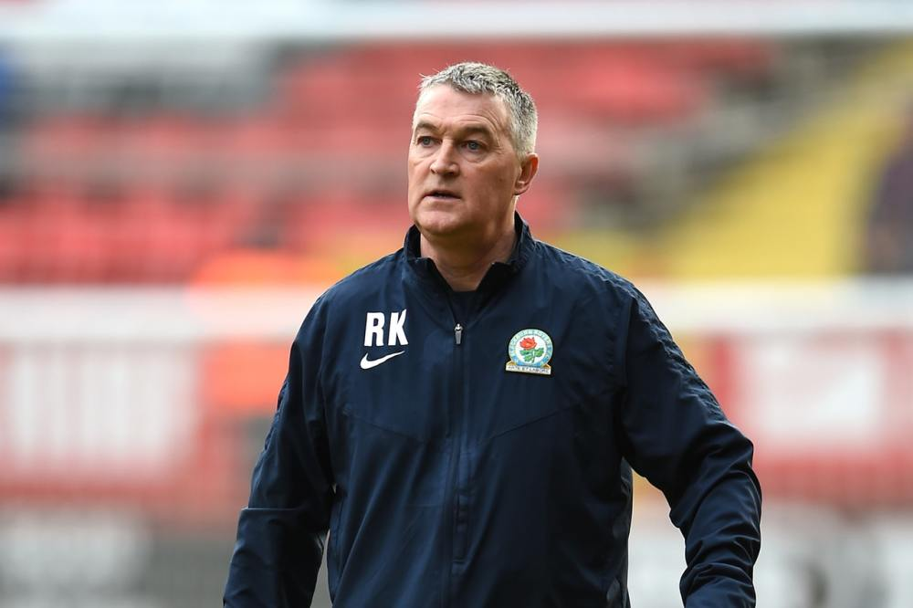 Rob Kelly tips Blackburn for promotion