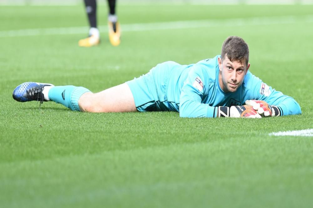 Frank Fielding an injury concern for Bristol City