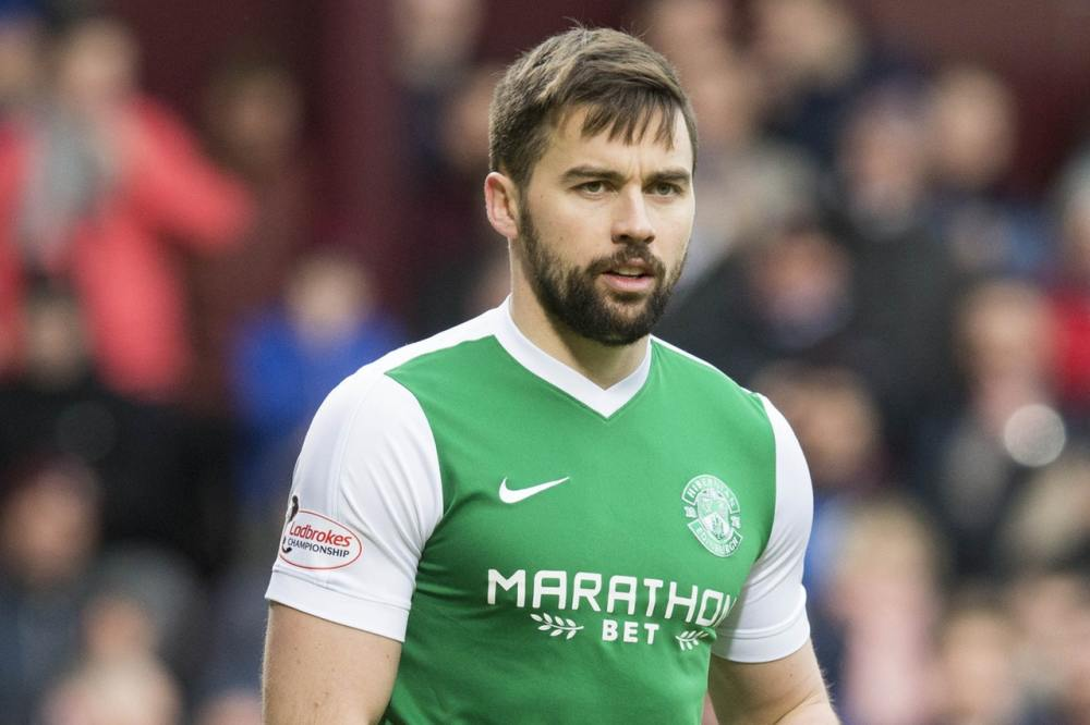 Paul Hanlon, Darren McGregor and Marvin Bartley return for Hibs