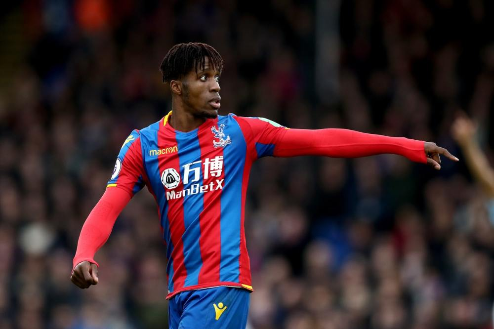 Palace handed Zaha blow - Reports