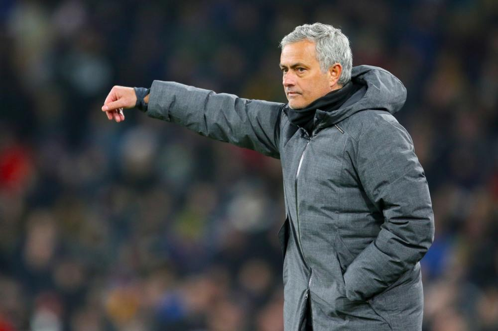 Jose rules out striker moves
