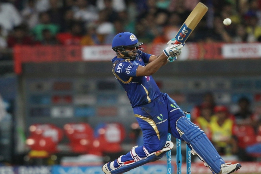 Rohit leads Mumbai to easy win over RCB