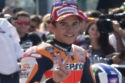 Marquez: Tyre change was crucial