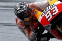 Marquez victorious, but Rossi the big winner