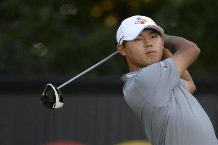 Kim aiming for Presidents Cup