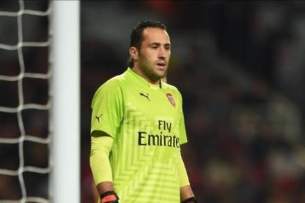 Ospina offered chance to secure No.1 status