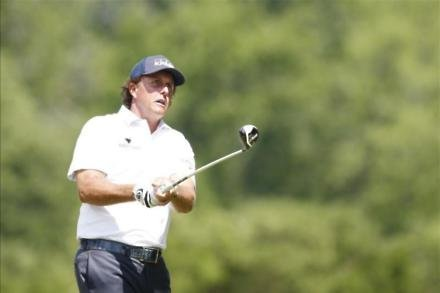 Ryder Cup the aim for Mickelson
