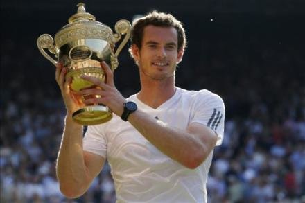 Murray top seed for Wimbledon
