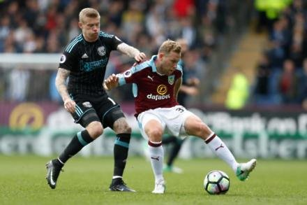 Dyche admits Arfield fears