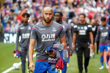 Townsend highlights Palace difference