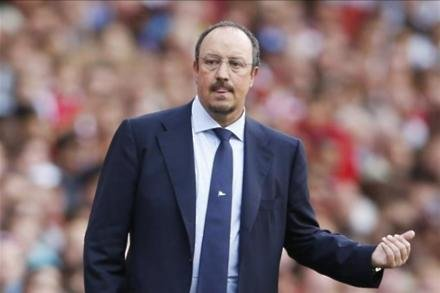Rafa stays positive after defeat