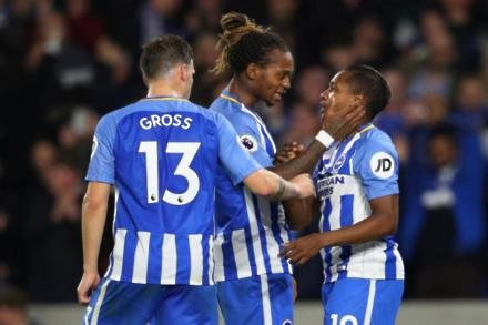 Brighton forward ready to shine - boss