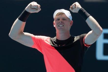 Edmund enjoys 'great win' Down Under
