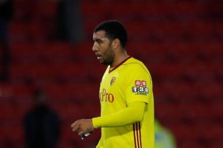Deeney unfazed by transfer rumours