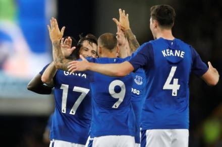 No Baines or McCarthy return for Toffees