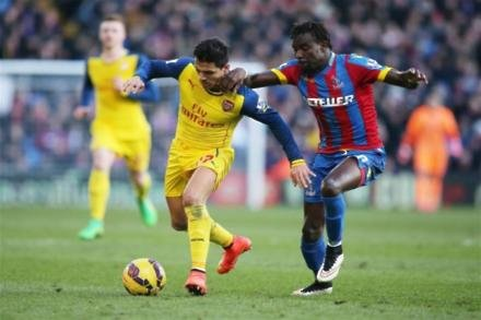 Souare tipped for Eagles exit