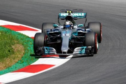 Championship the goal for Bottas