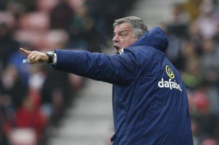 Allardyce named new Everton boss