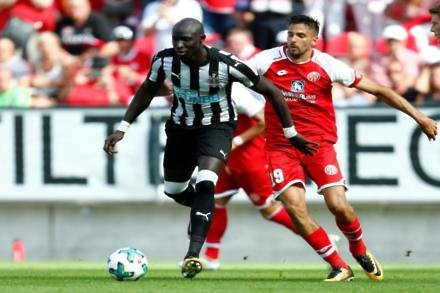Diame happy with start