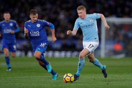 De Bruyne destined for MLS - agent