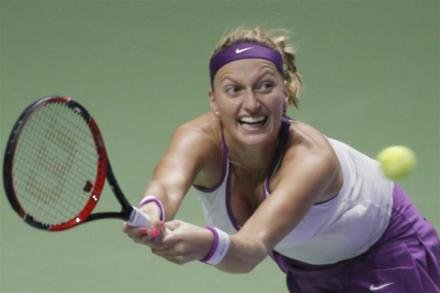 Kvitova enjoys 'special' win