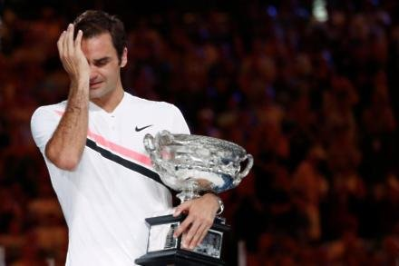 Federer thinking of number one