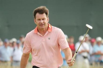 Rose gets Faldo backing