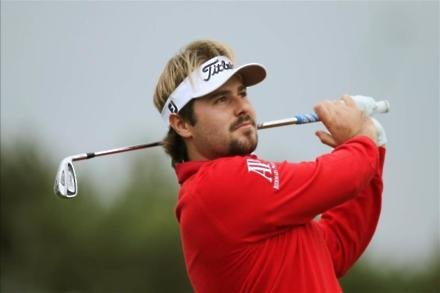 Dubuisson holds halfway Nedbank lead