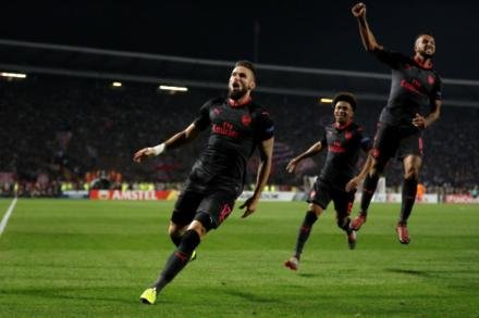 Agent hints at Giroud exit