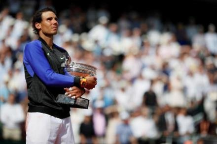 Nadal confirms Queen's withdrawal