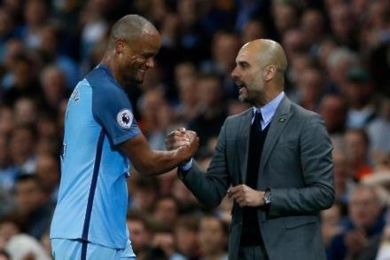 Kompany delighted with win
