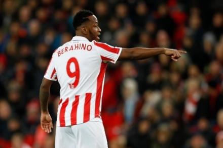 Hughes stands by Berahino target