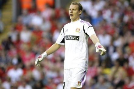 Keeper open to Reds move