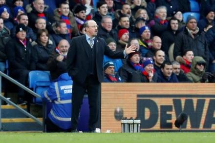 Benitez bemoans Eagles penalty